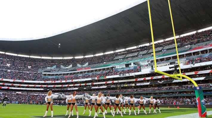 Confirma NFL continuidad de juegos en México — OFICIAL