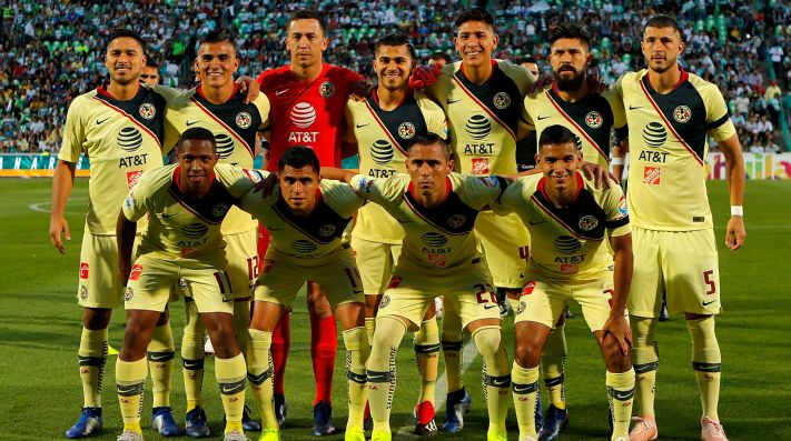 América se da un paseo con el Veracruz