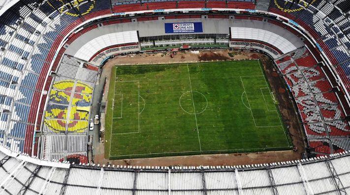 El Estadio Azteca está listo para la liguilla — Oficial