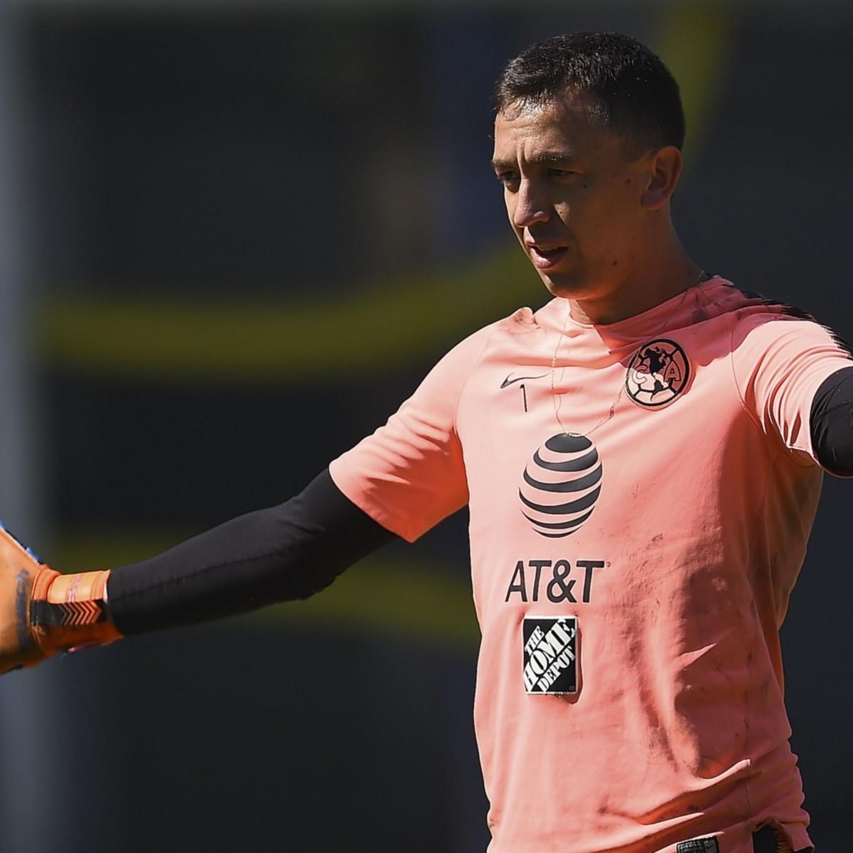 23716c1c9 Es oficial  Agustín Marchesín será titular en Argentina ante México ...