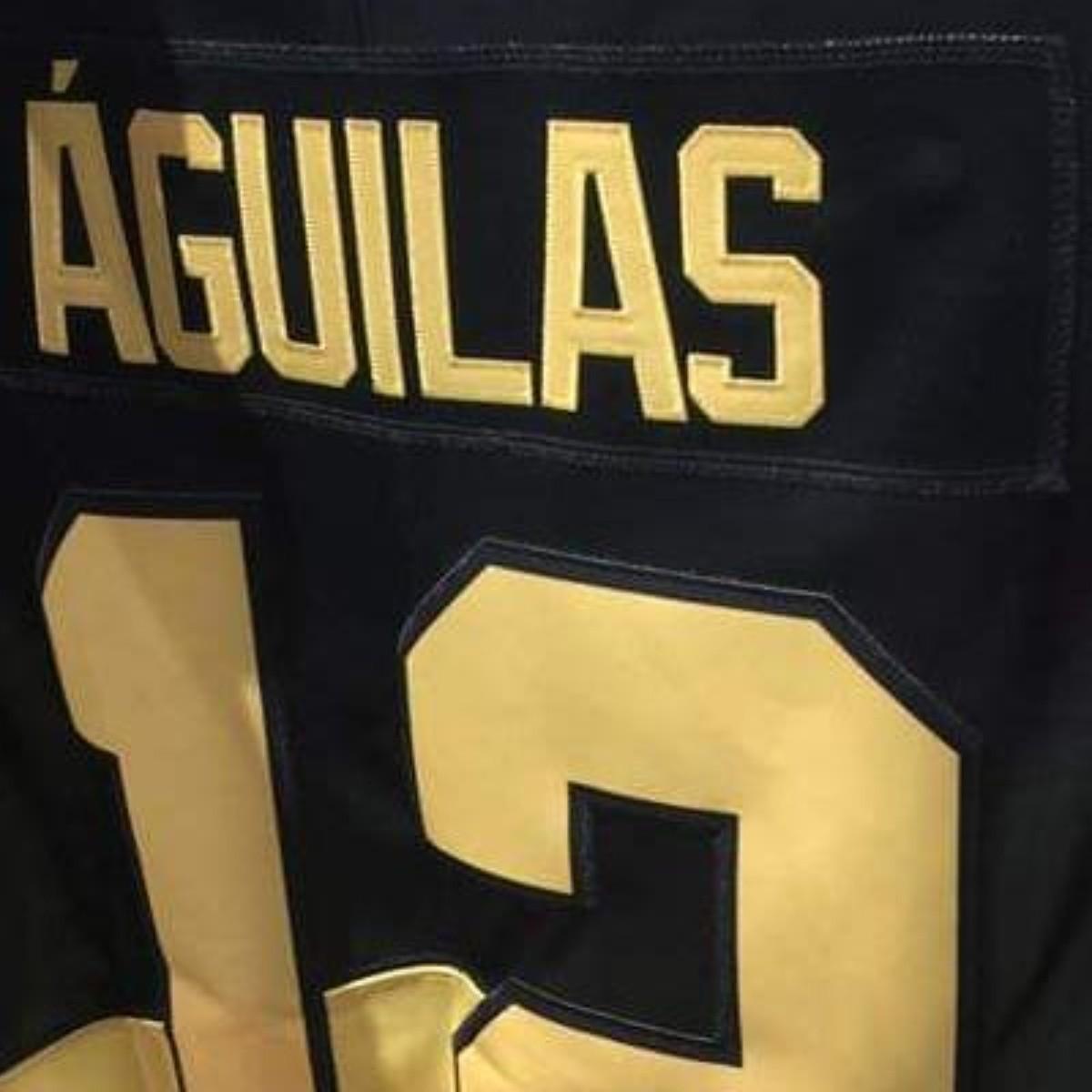 premium selection b8c4b adcd3 América lanzará un jersey estilo fútbol americano | América ...