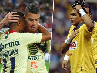 La última vez que América le había ganado 2 veces a Chivas en la misma  semana dee2259aded45