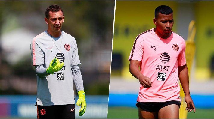 b3a05689a Agustín Marchesín y Roger Martínez se ausentaron del entrenamiento ...