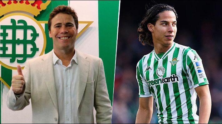 0791167fa8b Soy el entrenador ideal para desarrollar el talento de Diego Lainez ...