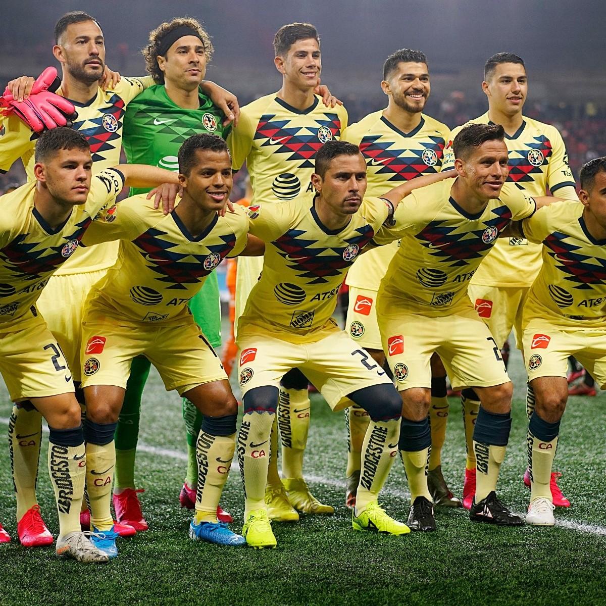 Los doce extranjeros de América para el Clausura 2020 | América ...