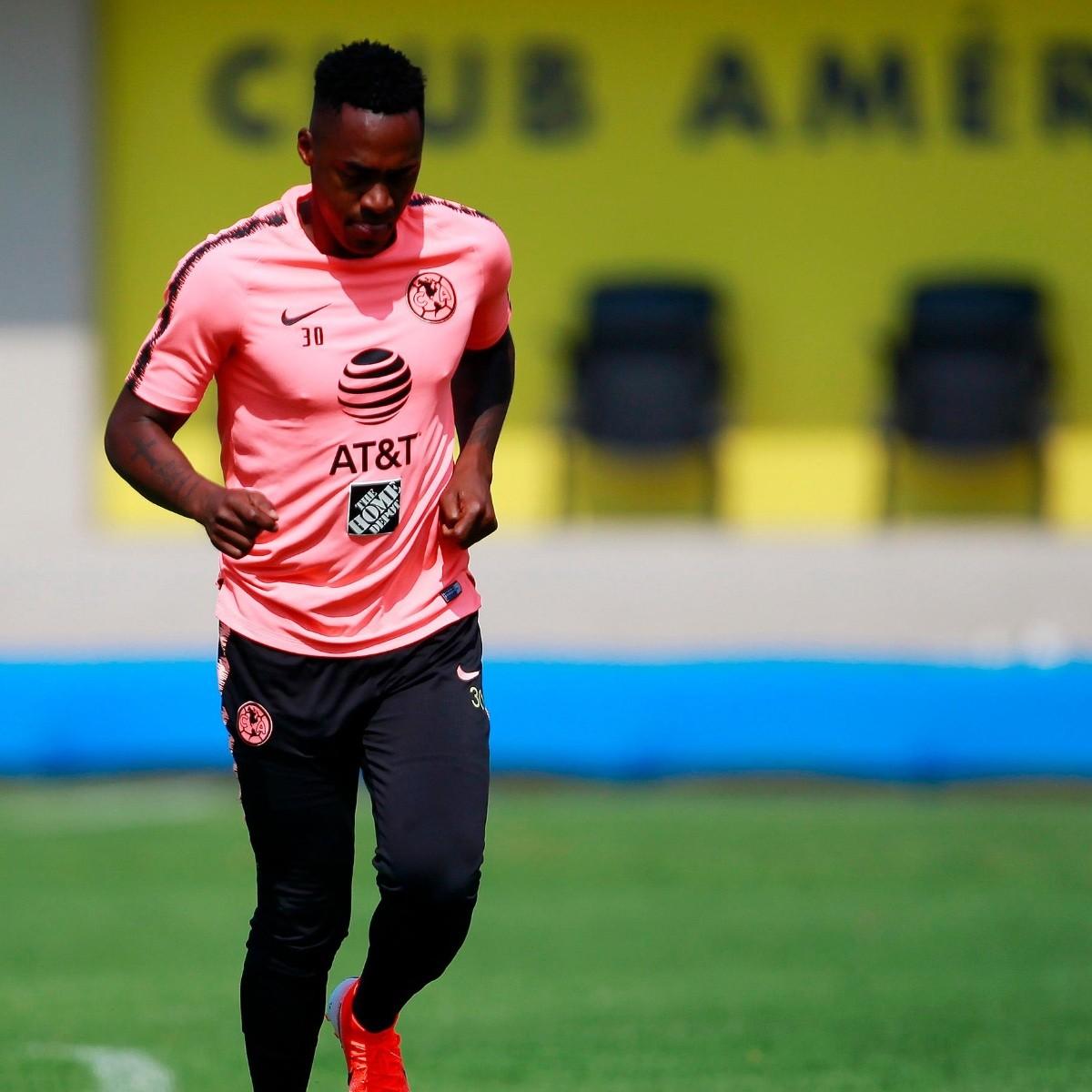 Renato Ibarra podrá entrenarse pero no jugará más en América ...