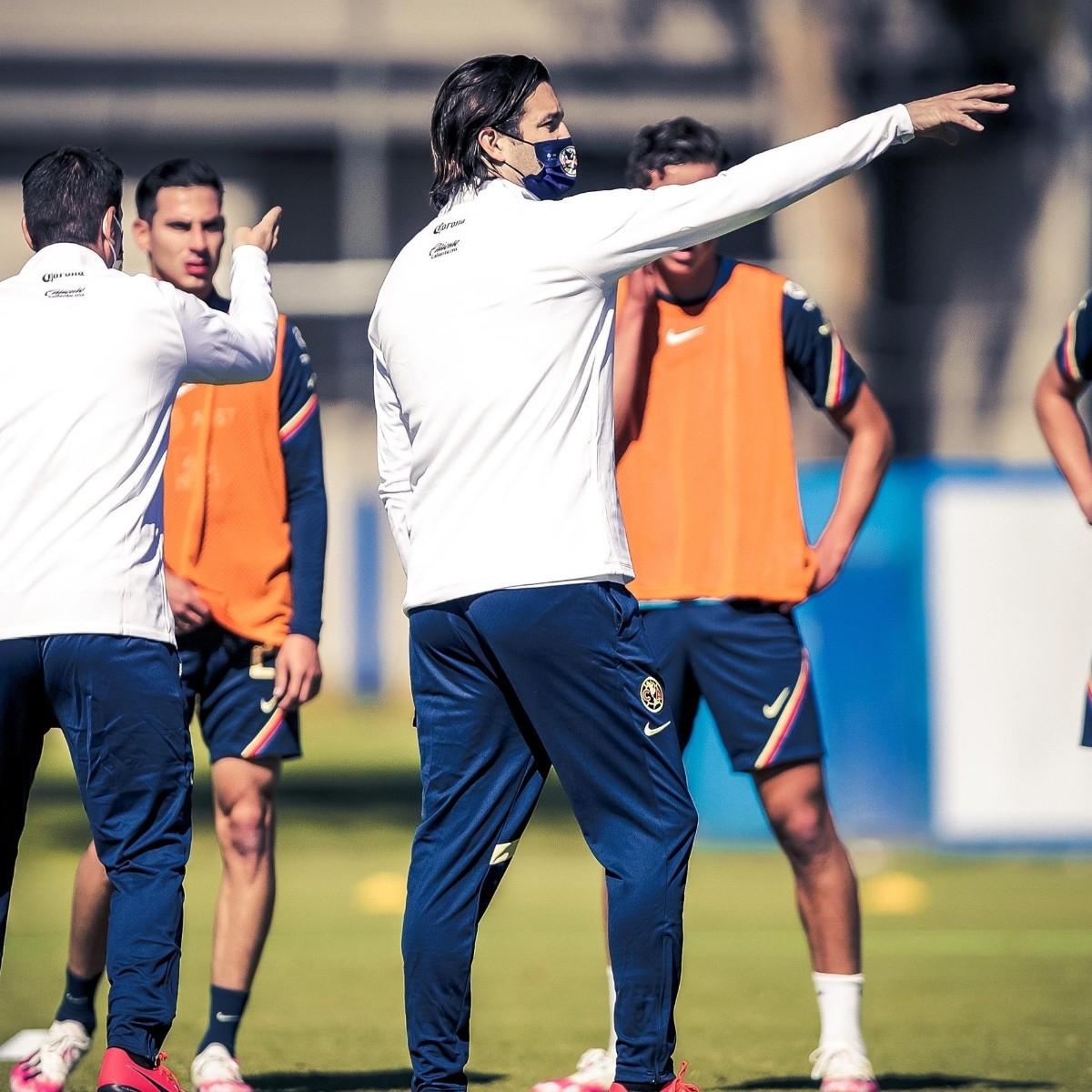 Santiago Solari se perdería el debut de América ante Atlético San Luis por temas migratorios