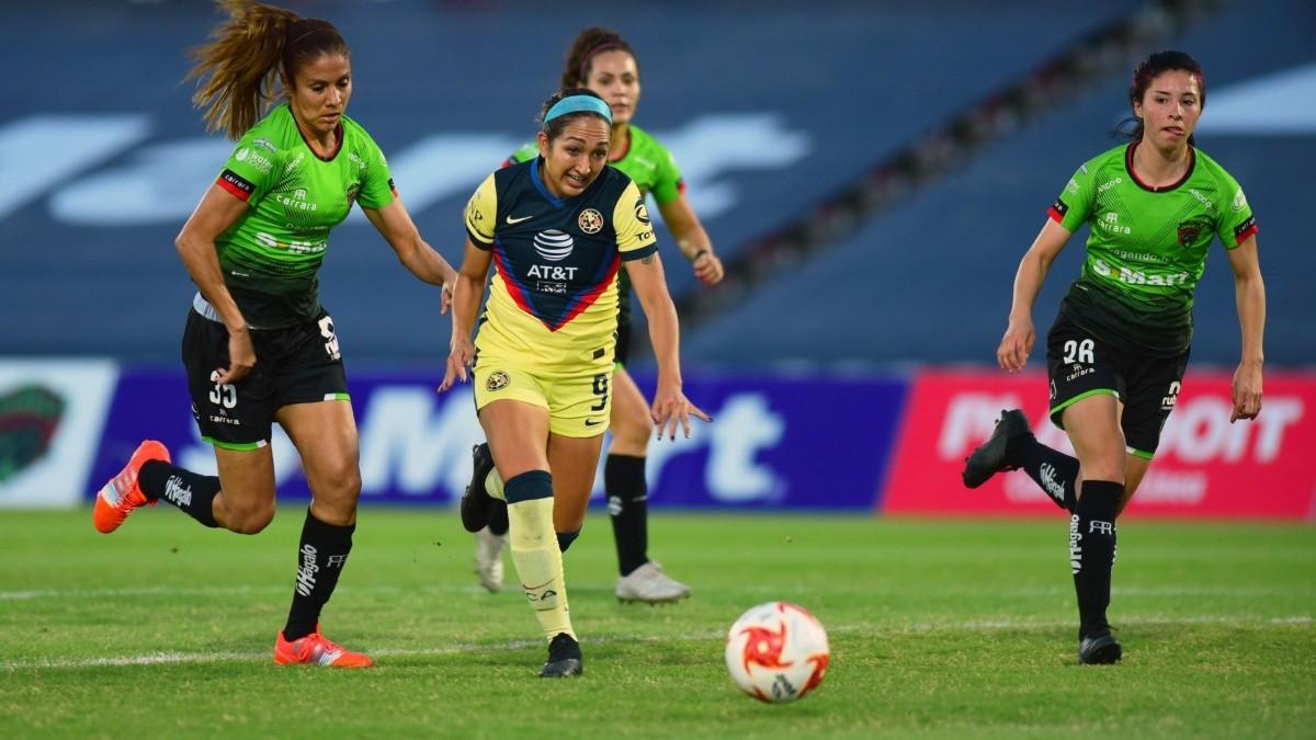 EN VIVO América Femenil vs. Juárez: Transmisión MINUTO A MINUTO por la jornada 2 de la Liga MX | América Monumental