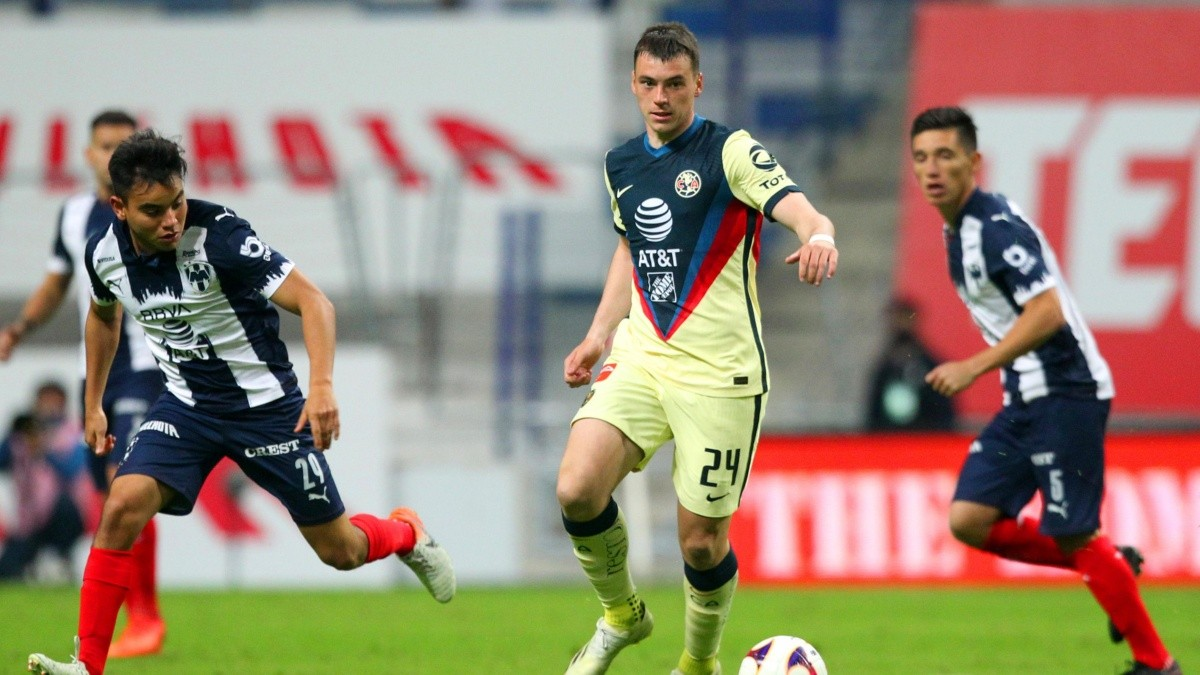América no adelantará sus pruebas de COVID-19 pese a brote en Monterrey, ambos equipos jugaron el sábado