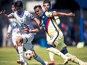 América Sub 20 igualó 1 a 1 con Pachuca en Coapa.