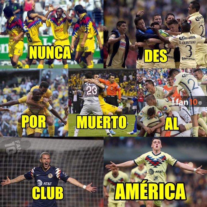 Los mejores memes de la victoria del América ante Morelia ...